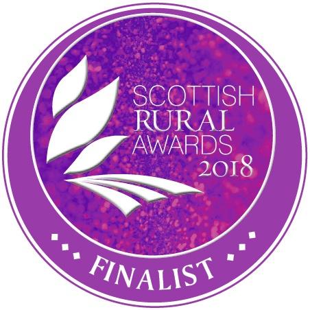 Finalist - Scottish Rural Awards 2018