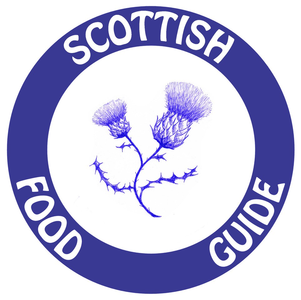 Scottish Food Guide - 2018/9 Thistle Award Regional Ambassador, Central, Fife & Tayside