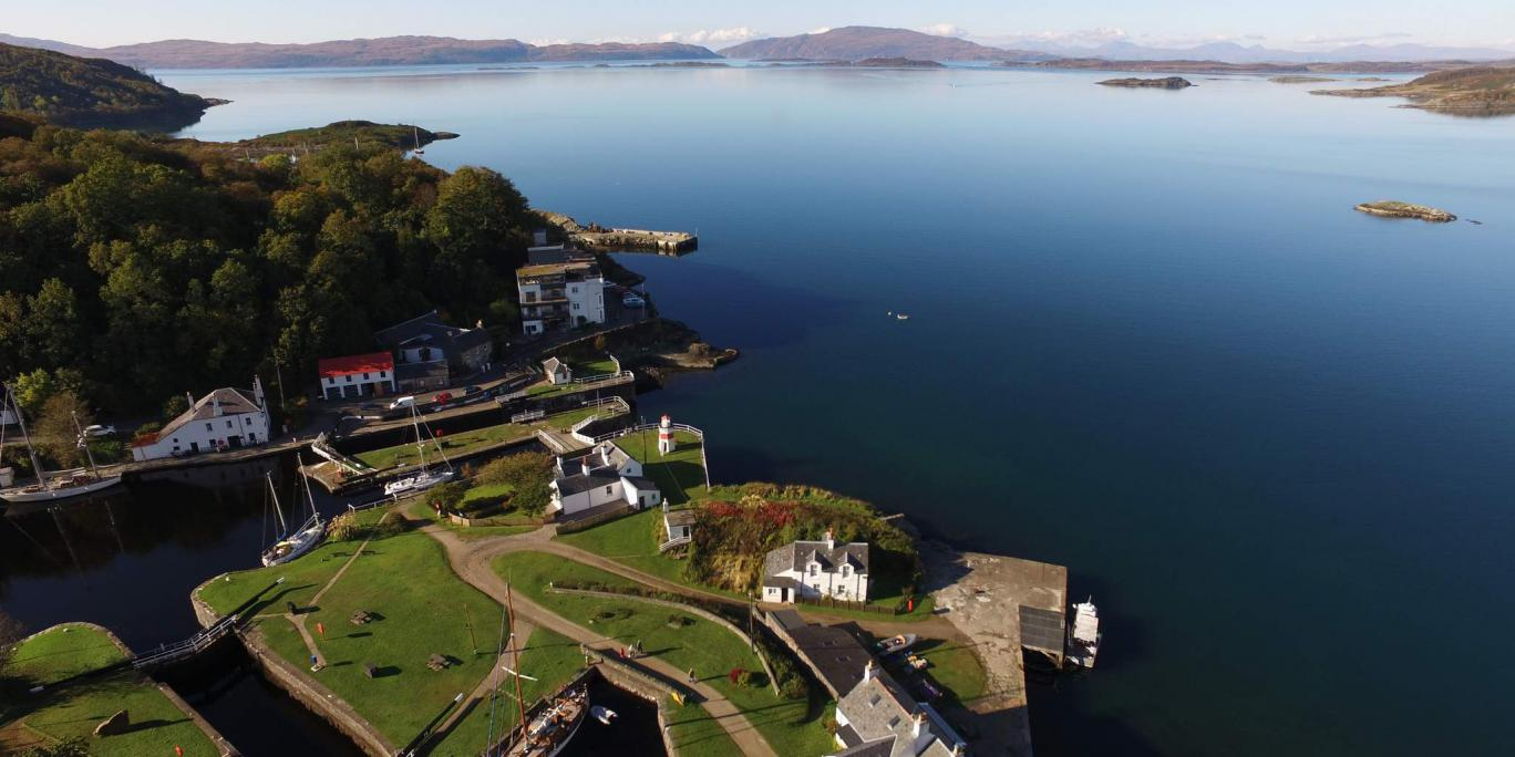We look forward to welcoming you to The Crinan Hotel