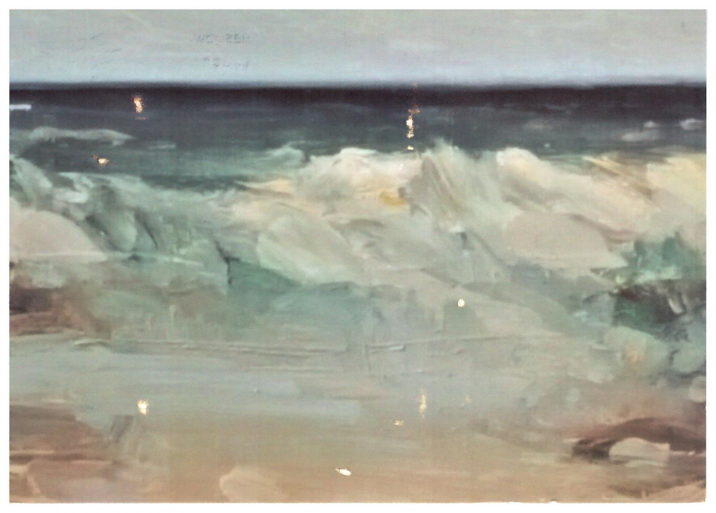 By the Open Sea - Caroline Hunter